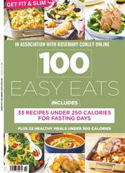 No. 5 100 Easy Eats issue No. 5 100 Easy Eats