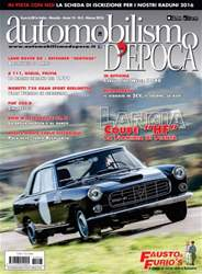 Automobilismo d'Epoca Magazine Cover