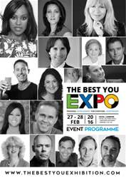 The Best You EXPO Special Event Programme issue The Best You EXPO Special Event Programme