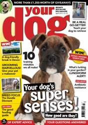 Your Dog Magazine April 2016 issue Your Dog Magazine April 2016