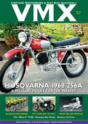 VMX Issue 65 issue VMX Issue 65