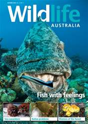 Wildlife Australia Autumn 2016 issue Wildlife Australia Autumn 2016