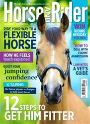 Horse&Rider Magazine – April 2016 issue Horse&Rider Magazine – April 2016