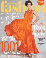 Woman & Home Feel Good Food Magazine Cover