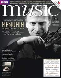 BBC Music Magazine Magazine Cover