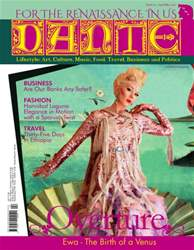 DANTE April–May Issue 2016 issue DANTE April–May Issue 2016