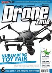 Radio Control DroneZone Magazine Cover