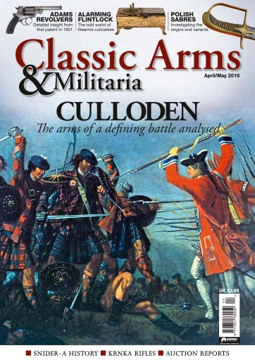 Classic Arms & Militaria Digital Issue