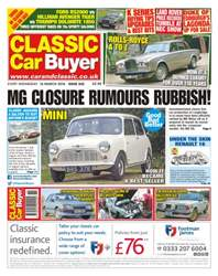 No. 322 MG Closure Rumours Rubbish!  issue No. 322 MG Closure Rumours Rubbish!