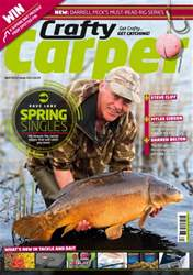 Crafty Carper April 2016 issue Crafty Carper April 2016