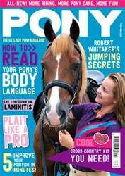 PONY Magazine – April 2016 issue  PONY Magazine – April 2016
