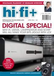 Hi-Fi+ Issue 134 issue Hi-Fi+ Issue 134