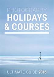 Holidays & Courses 2016 issue Holidays & Courses 2016