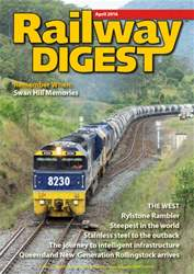 Railway Digest Magazine Cover