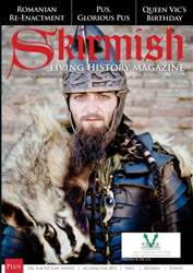 Skirmish Magazine Issue 116 issue Skirmish Magazine Issue 116