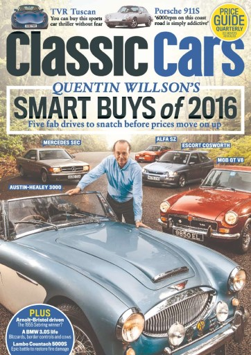 Classic Cars Digital Issue