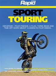 Rapid Specials: Sports Touring issue Rapid Specials: Sports Touring
