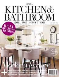Utopia Kitchen & Bathroom May 2016 issue Utopia Kitchen & Bathroom May 2016