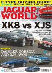 No. 170 XK8 vs XJS  issue No. 170 XK8 vs XJS