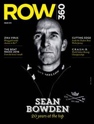 Row360 Magazine Cover