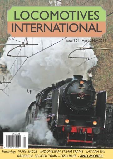 Locomotives International Preview