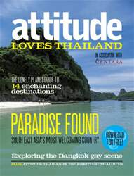 Attitude loves Thailand issue Attitude loves Thailand