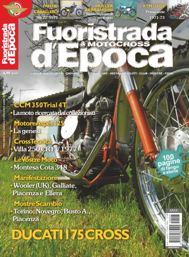 FUORISTRADA & MOTOCROSS D'EPOCA Preview