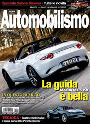 Automobilismo 4 2016 issue Automobilismo 4 2016