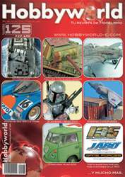 HOBBYWORLD 125 issue HOBBYWORLD 125