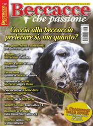 N. 3  BECCACCE CHE PASSIONE MAGGIO/GIUGNO 2015 issue N. 3  BECCACCE CHE PASSIONE MAGGIO/GIUGNO 2015