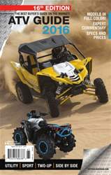 ATV Guide 2016 issue ATV Guide 2016
