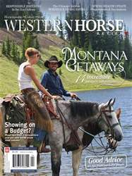 Western Horse Review April issue Western Horse Review April