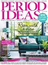 Period Ideas Magazine Cover