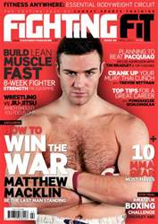 Fighting Fit - April 2012 issue Fighting Fit - April 2012
