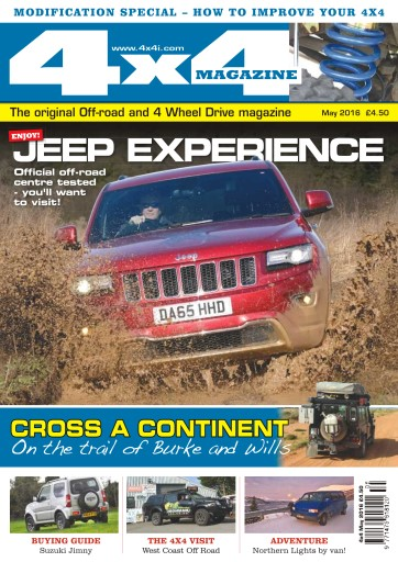 4x4 Magazine Digital Issue