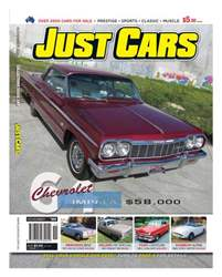 JUST CARS Nov Issue 189 issue JUST CARS Nov Issue 189