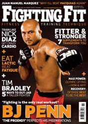 Fighting Fit - November 2011 issue Fighting Fit - November 2011