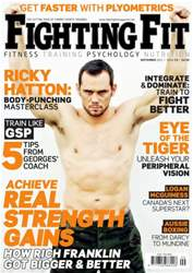 Fighting Fit - September 2011 issue Fighting Fit - September 2011