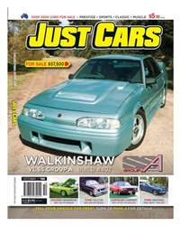 JUST CARS Oct Issue 188 issue JUST CARS Oct Issue 188