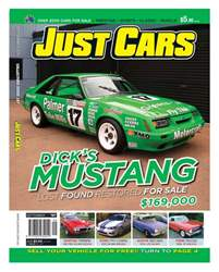 JUST CARS Sept Issue 187 issue JUST CARS Sept Issue 187