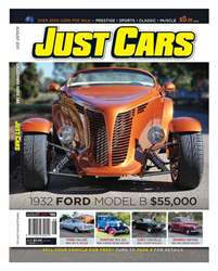 JUST CARS Aug Issue 186 issue JUST CARS Aug Issue 186