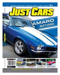 JUST CARS July Issue 185 issue JUST CARS July Issue 185