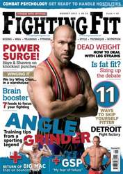 Fighting Fit - August 2010 issue Fighting Fit - August 2010