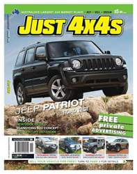 JUST 4X4 Nov Issue 261 issue JUST 4X4 Nov Issue 261