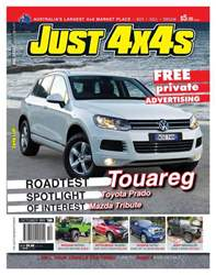 JUST 4X4 Oct Issue 260 issue JUST 4X4 Oct Issue 260