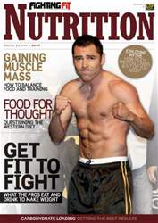 Fighting Fit - Fighting Fit Nutrition Guide issue Fighting Fit - Fighting Fit Nutrition Guide