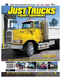 JUST TRUCKS Dec Issue 126 issue JUST TRUCKS Dec Issue 126