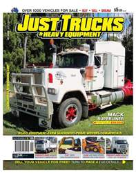 JUST TRUCKS Nov Issue 125 issue JUST TRUCKS Nov Issue 125