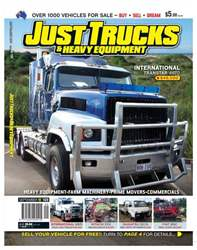 JUST TRUCKS Sept Issue 123 issue JUST TRUCKS Sept Issue 123