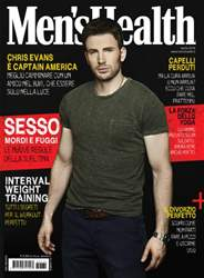 Men's Health 4 2016  issue Men's Health 4 2016